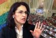 El referendo liderado por Viviane Morales  en contra de la adopción  mono y homoparental  fue  rechazado en la Comisión Primera de la Cámara  y archivado / Foto: www.semana.com