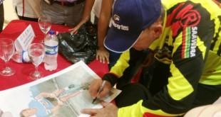 """""""El mejor, en el mundo, ha sido Eddy Merckx"""". /  Foto: www.contraluzcucuta.co"""