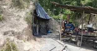 El lugar no contaba con el título expedido por la Agencia Nacional de Minería.