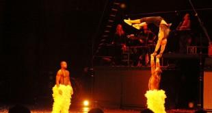El Cirque Farouche es diferente a los circos, es un espectáculo musical en vivo que despierta sensaciones de peligro, emoción y suspenso. / Foto: ADRIANA SÁNCHEZ