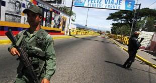 Estamos próximos al cumplimiento de dos años del cierre de la frontera y, que se sepa, nadie ha presentado un resumen de las pérdidas / Foto: lainfo.es