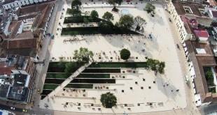 En el 2017, la actividad se llevará a cabo en el parque Águeda Gallardo, de Pamplona, a partir de las 12:00 del día, con la participación de 2000 asistentes. /  Foto: ArchDaily Colombia
